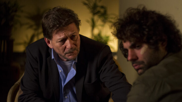 Stefano Salvini y Osmar Núñez