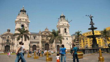 Lima capital del Perú