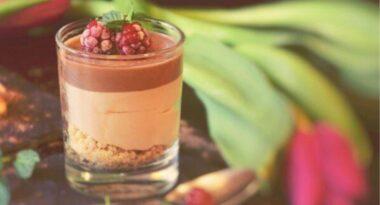 Receta del mousse de chocolate amargo