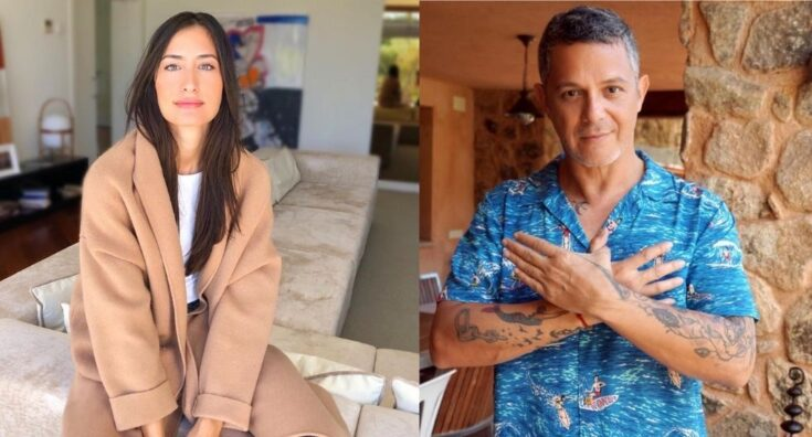 """Novia de Alejandro Sanz: """"Qué bonito es enamorarse de un corazón honesto"""""""