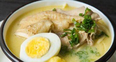 El contundente y delicioso caldo de gallina, el mejor aliado para el frío