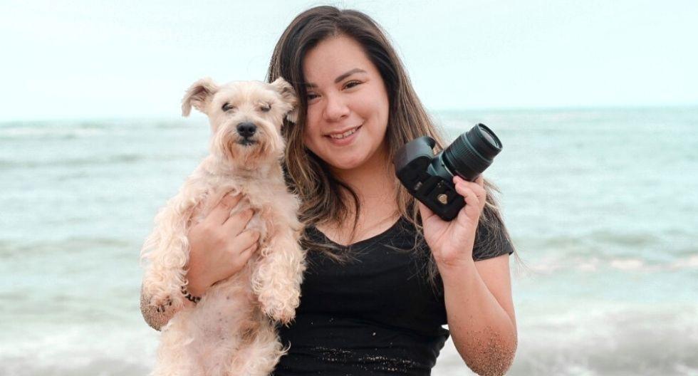 """Sandra Rodríguez: """"La fotografía de mascotas para mí no es un trabajo, es la felicidad"""""""