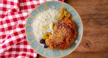 Ají de coliflor horneada: Engríete preparando este delicioso plato vegetariano