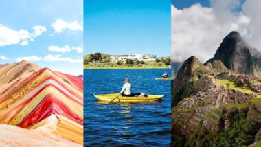 paisajes peruanos