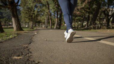 Carrera caminata contra el cáncer de mama