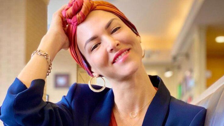 Anahí de Cárdenas comparte su experiencia tras vencer al cáncer.