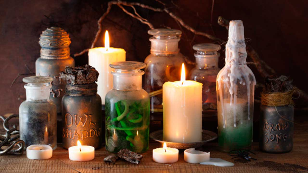 Rituales noche de brujas