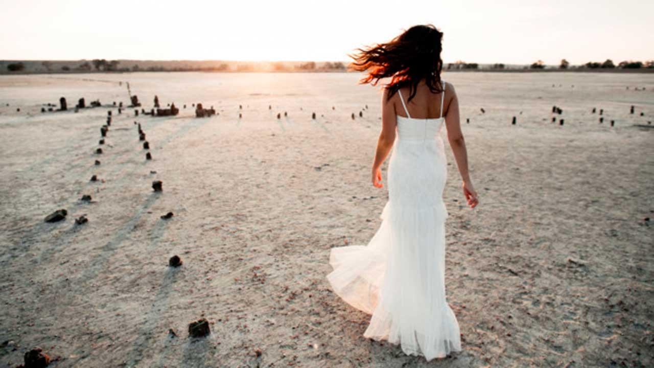 soñar con vestido