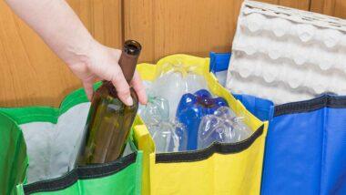 reciclaje en casa