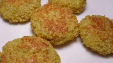 Nuggets de quinua