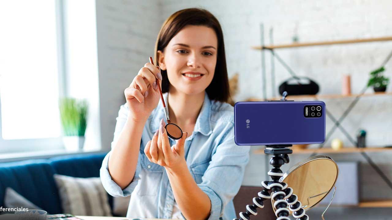 celulares con cámaras
