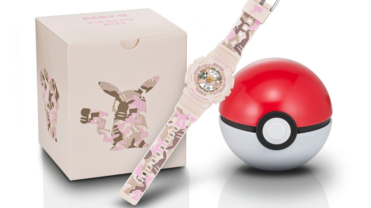 Reloj de Pikachu