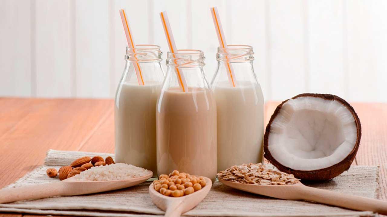 beneficios de la leche vegetal