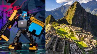 Transformers se filmará en Perú
