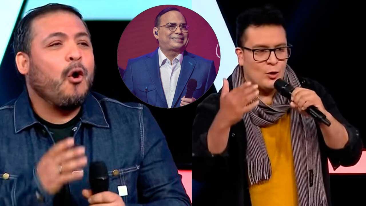 Tony Silva en La Voz Perú
