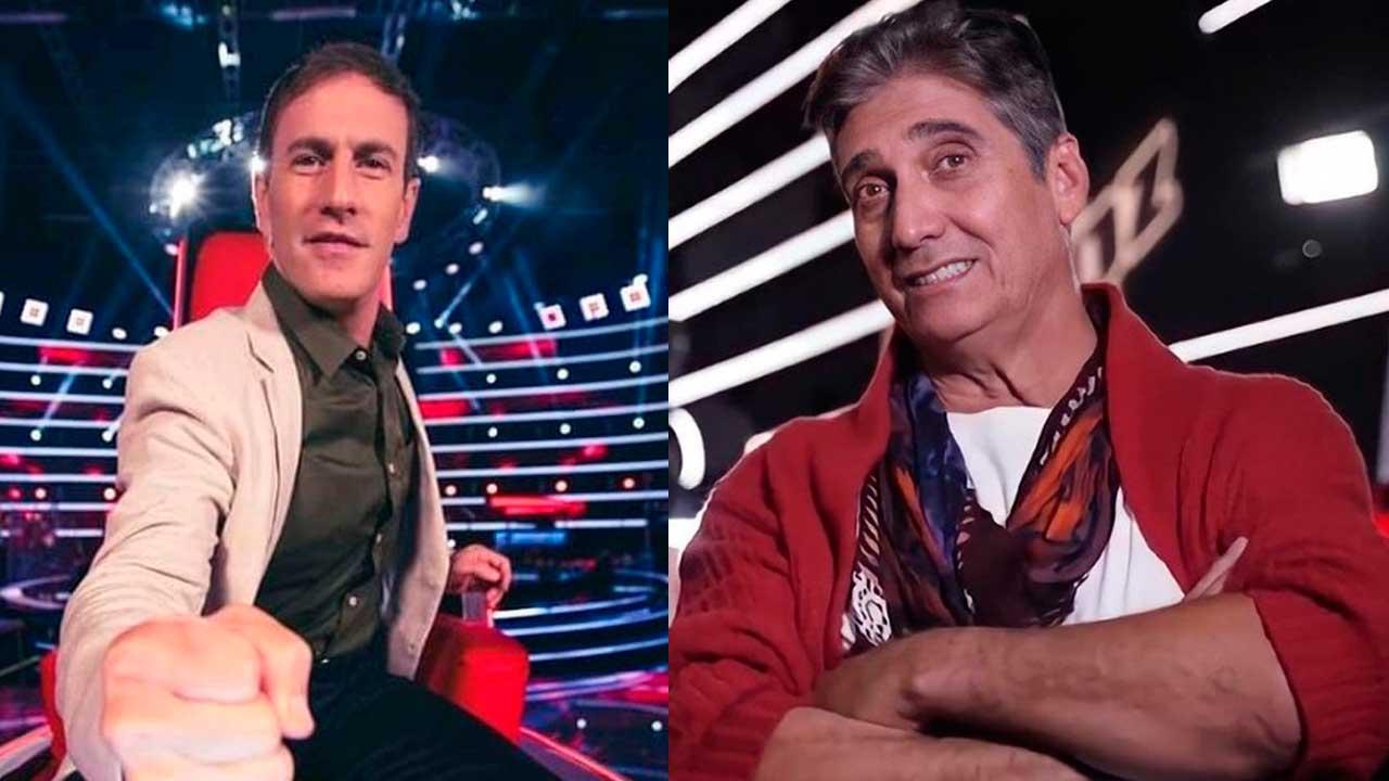 Mauri Stern y Guillermo Dávila