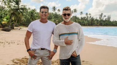 Carlos Vives y Ricky Martin