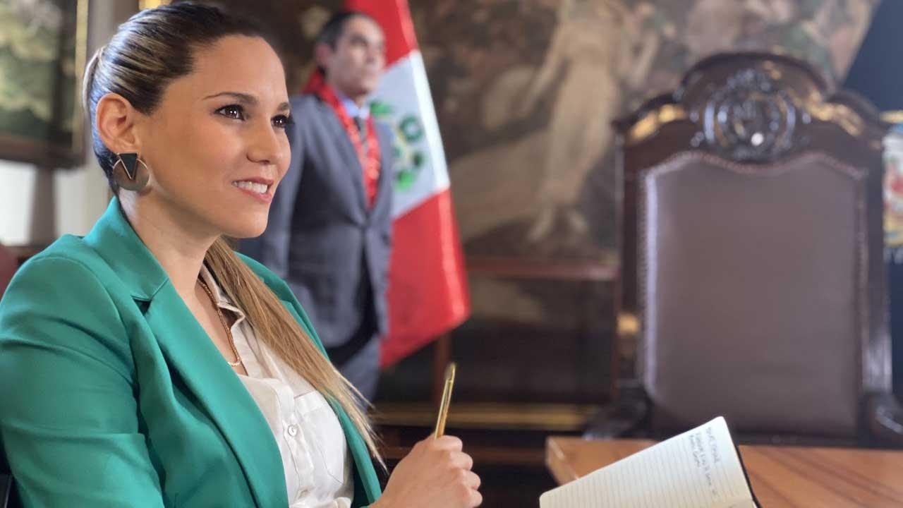 María Grazia Gamarra