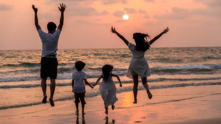 viajes en familia