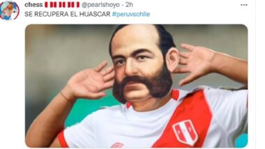 Perú ganó a Chile