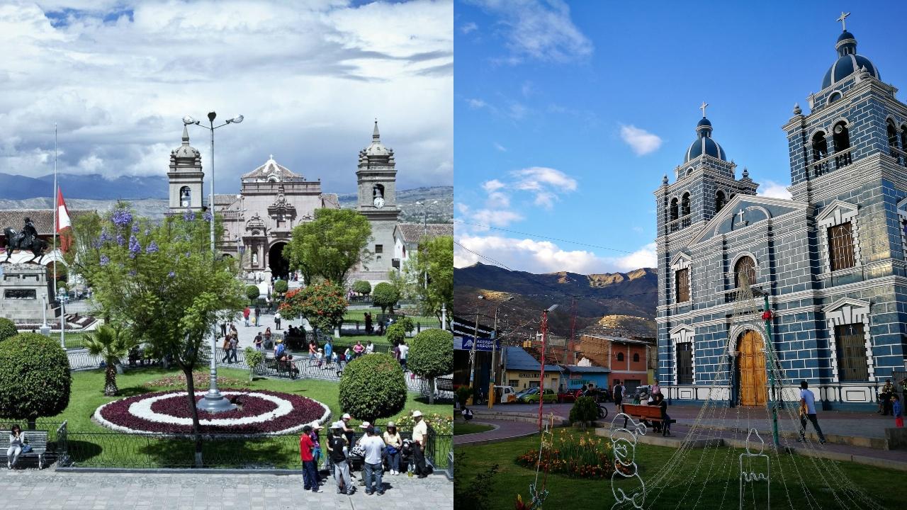 Ayacucho y Huánuco